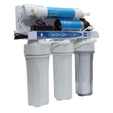Pompalı 5 Aşamalı Su Arıtma Cihazı %35 İndirimli