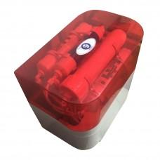 Kasalı Pompalı Compact Su Arıtma - Kırmızı